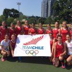 """Las """"Diablas"""" debutaron con un triunfo en los Juegos Panamericanos"""
