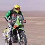 Cristóbal Guldman asegura su participación en el Dakar 2016
