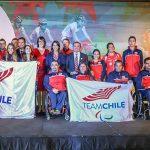 Canadá despidió al Team Chile en celebración de su día nacional