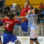 Chile disputará la medalla de bronce del handball masculino en Toronto