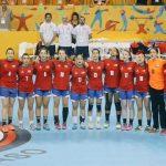 """Las """"Lobas"""" finalizaron en el octavo lugar del handball panamericano"""