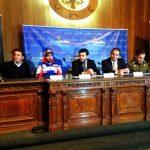 Conferencia de Prensa dio el vamos al Gran Premio de Concepción del Rally Mobil