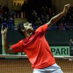 Christian Garín deja a Chile 2-0 sobre México en la Copa Davis