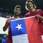 Chile derrotó a México en el dobles y se quedó con la serie de Copa Davis