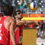 Primos Grimalt superan la fase de grupos en el Mundial de Volleyball Playa