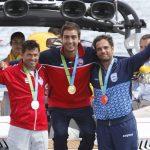 Felipe Miranda entrega la quinta medalla de oro para Chile en los Juegos Panamericanos