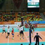 Con triunfo en el volleyball comenzó participación chilena en la Universiada 2015