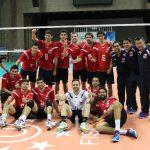 La Roja del volleyball masculino se instala entre los ocho mejores de la Universiada 2015