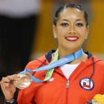 Marisol Villarroel logra medalla de bronce para Chile en el patinaje artístico