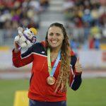 Natalia Ducó logra medalla de bronce y clasifica a los Juegos Olímpicos 2016