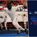 Esgrima chilena se alista para competir en el Mundial de Moscú