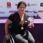 Francisca Mardones logró el vicecampeonato en torneo ITF de Madrid