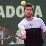 Hans Podlipnik cayó en semifinales de dobles del Challenger de Praga
