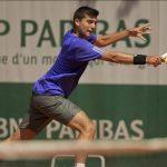 Marcelo Barrios avanzó a la segunda ronda de Wimbledon Junior