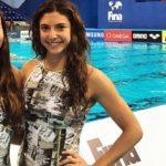 Kelley Kobler y Natalie Lubascher terminaron en el puesto 28 del nado sincronizado en Rusia
