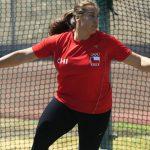 Karen Gallardo clasificó a los Juegos Olímpicos de Río de Janeiro