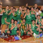AB Temuco Ñielol se coronó campeón de segunda división en la Liga Saesa