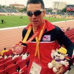 Se confirmó la medalla de plata para Cristián Valenzuela en los Juegos Parapanamericanos