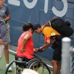 Francisca Mardones sufrió fuerte golpe en la definición por el bronce en Toronto