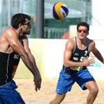Primos Grimalt debutaron con triunfos en Grand Slam polaco de Volleyball Playa