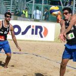 Los primos Grimalt terminaron novenos en Grand Slam de Volleyball Playa en Polonia