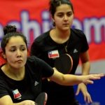 Chile suma cinco medallas en nueva fecha del Circuito Mundial Junior y Cadete de Tenis de Mesa