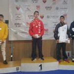 Chile obtuvo sus primeras medallas en el Sudamericano Cadete y Juvenil de Esgrima