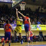 Universidad de Concepción derrotó a la UC por los playoffs de la Libcentro