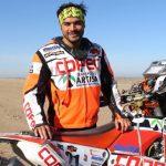 Pablo Quintanilla se coronó campeón del Rally de la Minería