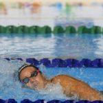 Kristel Köbrich clasificó a la final de 1500 metros libres en el Mundial de Natación