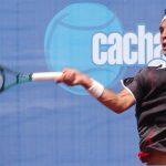 Cristóbal Saavedra se instaló en semifinales del Futuro 17 Túnez