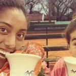 Fernanda Brito y Daniela Seguel chocarán por la corona en Buenos Aires