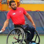 Robinson Méndez avanzó a los cuartos de final en los Juegos Parapanamericanos