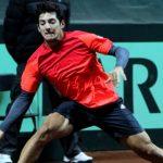 Christian Garín jugará en el cuadro principal del Challenger de Manerbio