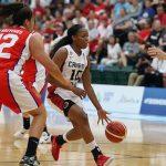 Chile cayó ante Canadá en el Preolímpico de Básquetbol Femenino