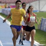 Margarita Faúndez clasificó a la final de los 400 metros planos categoría T12 en Toronto