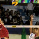 Chile debutó con un triunfo en el Mundial Sub 19 de Volleyball