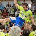 Esteban Salinas: Es una responsabilidad ayudar a que el balonmano crezca en Chile