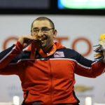 Juan Carlos Garrido sumó el segundo oro para Chile en los Juegos Parapanamericanos