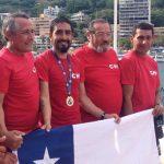 Team Chile de pesca submarina logró el vicecampeonato panamericano en México