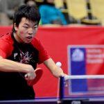 Yutaka Matsubara ganó medalla de bronce en el Iberoamericano Junior y Cadete de Tenis de Mesa