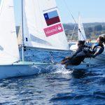 Sofía Middleton y Nadja Horwitz debutan en el velerismo de Río 2016 con un noveno lugar