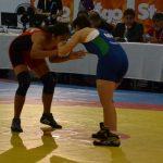 Yanny Gajardo cayó en primera ronda del Mundial de Lucha Olímpica