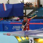 Juan Lamadrid gana medalla de bronce en categoría sub 21 del ITTF Open de Argentina
