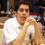 Cristóbal Henríquez cayó en segunda ronda de la Copa del Mundo de Ajedrez