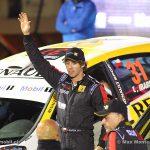 Cristóbal Ibarra busca mantener el liderato de la categoría R3B del Rally Mobil