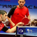 Histórica final chilena se vivirá en el dobles del ITTF World Tour Open Chile