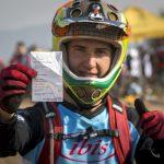 Pedro Burns ganó la quinta fecha del Nacional Montenbaik Enduro