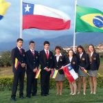 Chile tuvo un complicado comienzo en el Sudamericano Pre-Juvenil de Golf