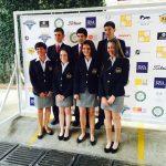 Chile finalizó su participación en el Sudamericano Pre-Juvenil de Golf